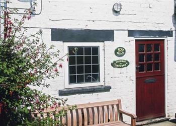 Fuchsia Cottage in North Yorkshire