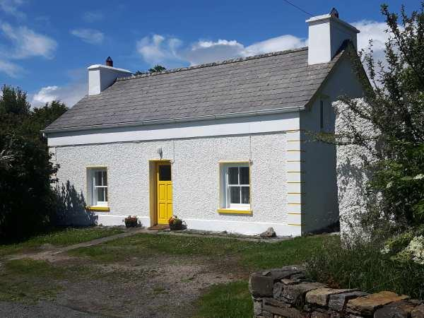 Fuschia Cottage in County Donegal