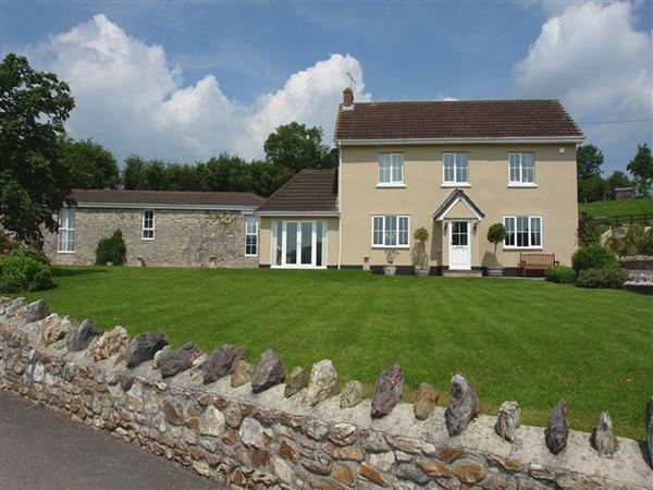 Lower Wadden Farmhouse and Annexe, Devon