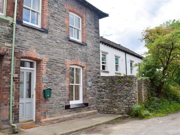 Gable Cottage in Cumbria