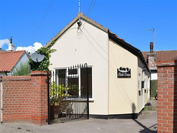 Gables Cottage in Norfolk