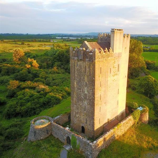 Gaelic Castle in Clare