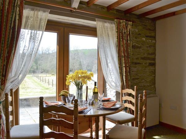 Gaer Cottages - Mynach in Dyfed