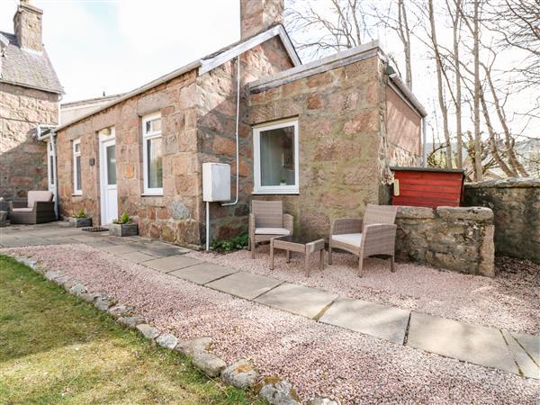 Gairnlea Cottage in Aberdeenshire
