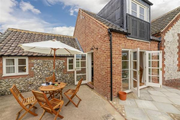 Gallery Cottage in Norfolk