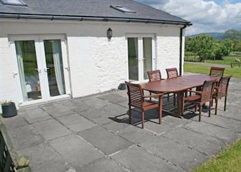 Galloway Cottage in Wigtownshire