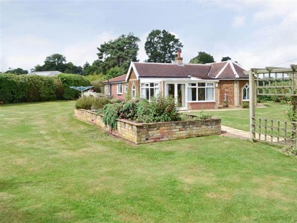 Gamekeeper's Cottage in North Runcton, Kings Lynn, Norfolk