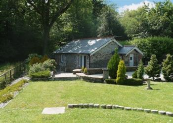 Gamekeepers Cottage in Cornwall