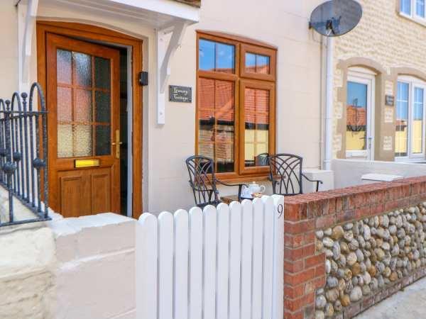 Gansey Cottage in Norfolk