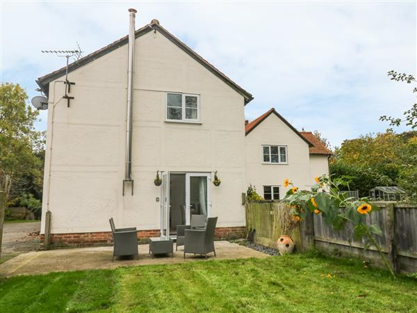 Garden Cottage - Pound Farm in Essex