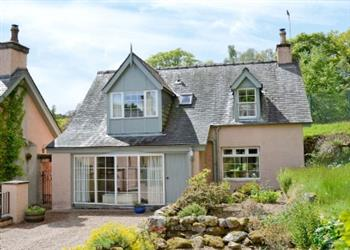 Garden Cottage in Aberdeenshire
