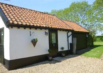 Garden Cottage from Sykes Holiday Cottages