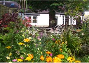 Garden Cottage in Dumfriesshire