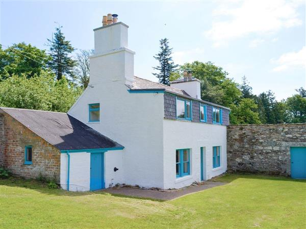 Garden Cottage in Wigtownshire