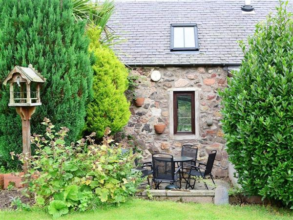 Garden Cottage in Berwickshire