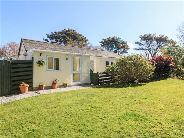Garden Cottage in Cornwall