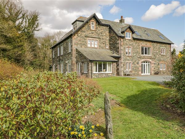 Garden Cottage in Cumbria