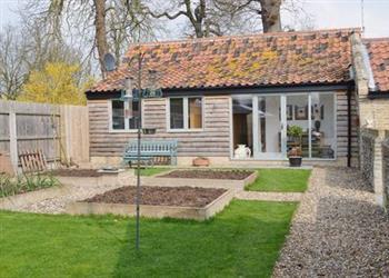 Garden Cottage in Suffolk