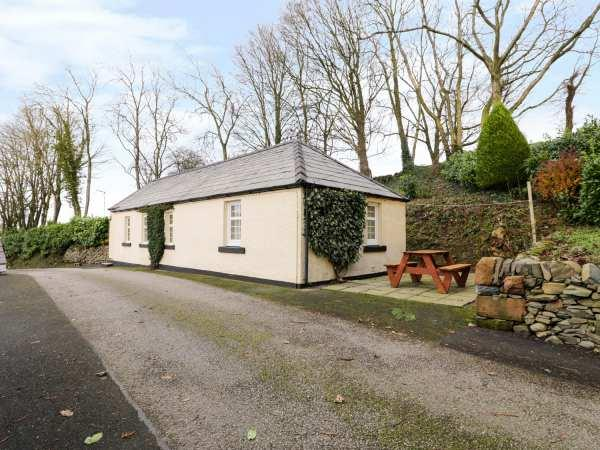 Garden Cottage in Kirkcudbrightshire