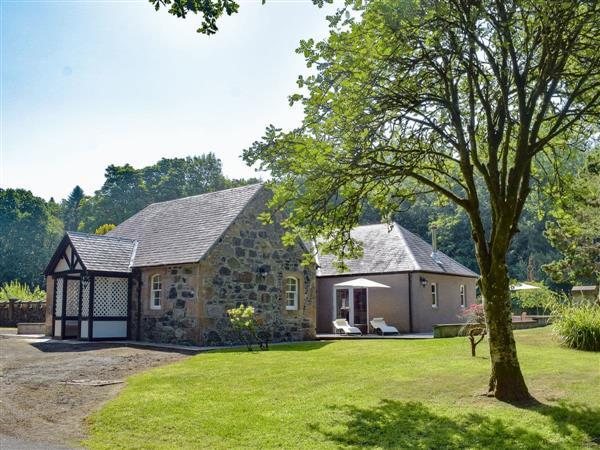 Garden Cottage in Ayrshire