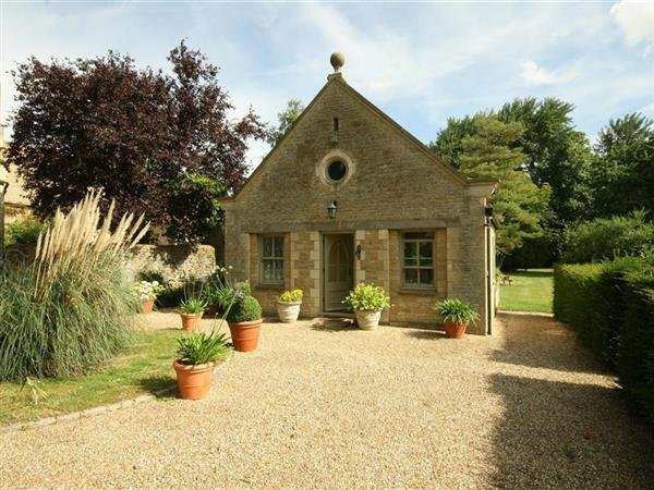 Garden Cottage in Oxfordshire