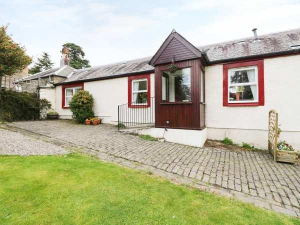 Garden Cottage in Perthshire