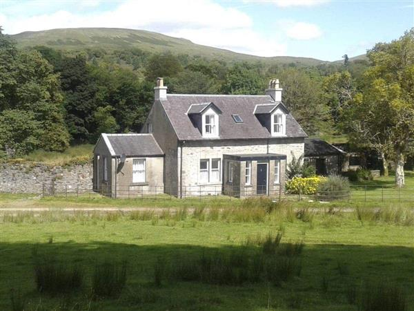 Garden Cottage in Argyll