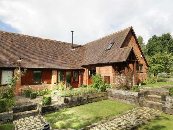 Garden House in Warwickshire