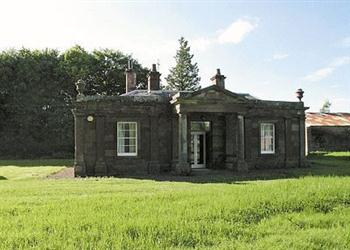 Garden Lodge in East Lothian