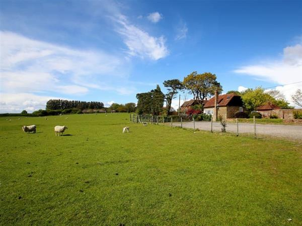 Garden and Stable Cottages in East Sussex