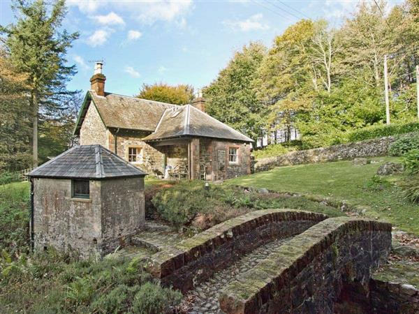 Gardener's Cottage in Kirkcudbrightshire