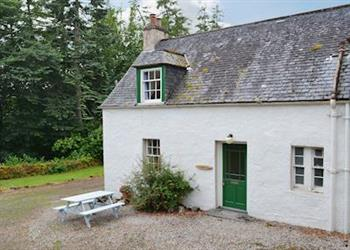 Gardeners Cottage in Ross-Shire