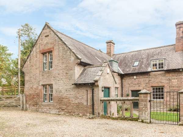Gardener's Cottage in Northumberland