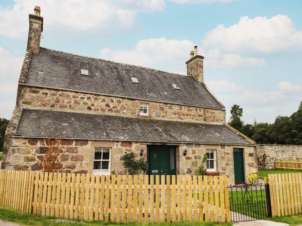 Gardeners Cottage in Morayshire