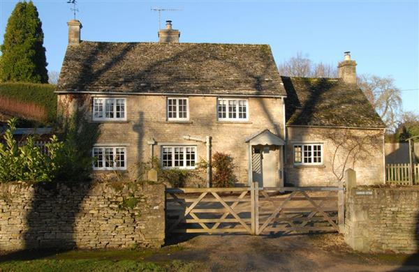 Gardeners Cottage in Oxfordshire