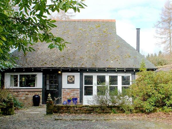 Gareside Lodge in Dumbartonshire
