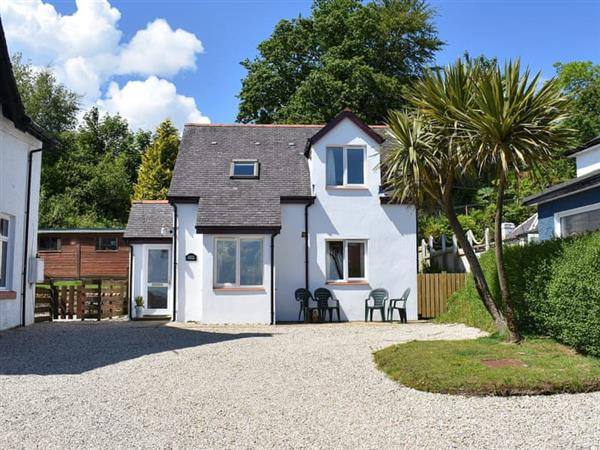 Garret Cottage, Whiting Bay, Isle of Arran