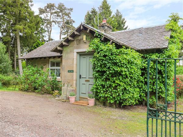 Gate Lodge in West Lothian