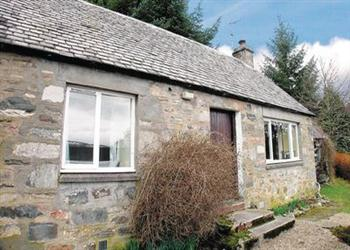 Gatehouse Cottage in Perthshire
