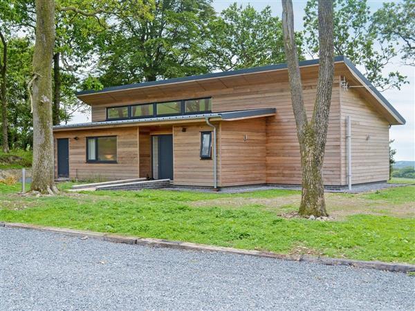 Gatehouse Lodges - Lodge 2 in Kirkcudbrightshire
