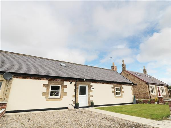 Gateway Cottage in Northumberland
