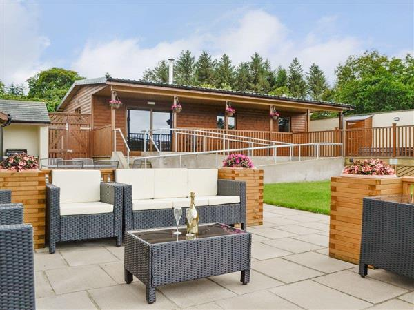Gatra Farm Lodges - Blake Fell Lodge in Cumbria