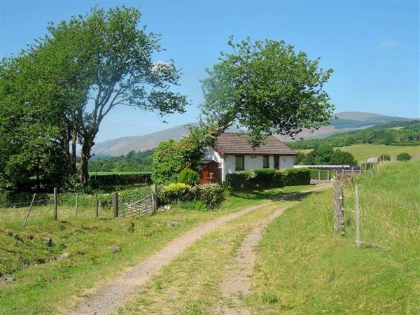 Gean Cottage in Kinross-Shire