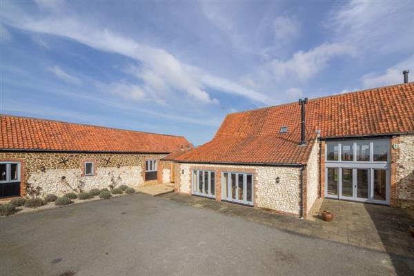 Geddings Farm Barn, Norfolk