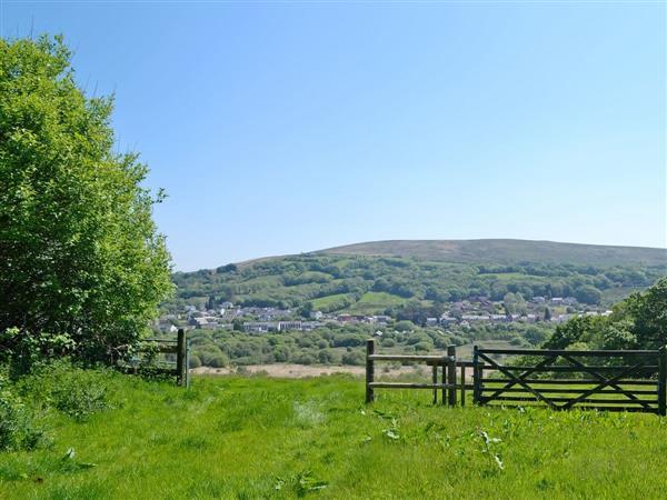 Gelli-Fawr Farm - Gelli-Fawr Barn in Dyfed