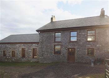 Gelli-Fawr Farm in Dyfed