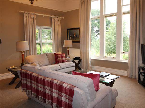 Geltsdale Garden Apartment in Cumbria