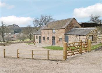 George Mine Barn in Derbyshire