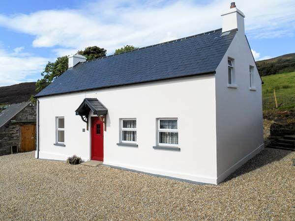 George's Cottage in County Donegal