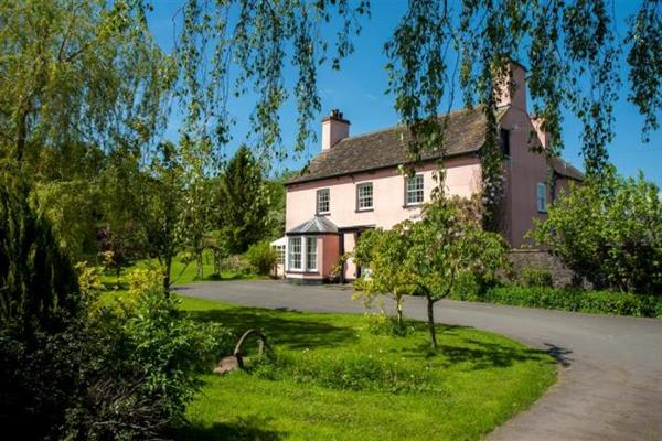 Gilestone Farm in Powys